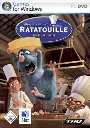 Descargar Ratatouille The Game [Spanish] por Torrent